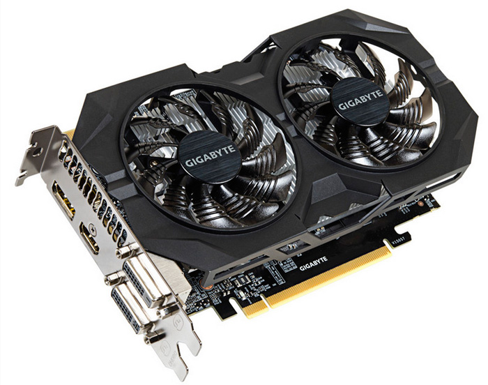 Gigabyte GeForce GTX950 OC y WindForce OC, Imagen 2