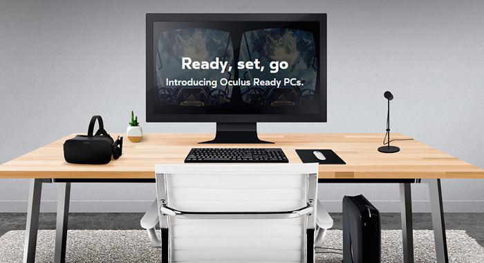 AMD y Dell lanzarán ordenadores para las Oculus Rift