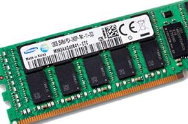 Samsung ya fabrica m�dulos de memoria DDR4 de 128 GB