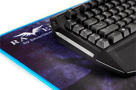 SilverStone Raven RVP01, una alfombrilla extralarga para teclado y rat�n