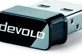 El nuevo WiFi Stick USB Nano de Devolo permite a�adir WiFi 802.11ac a cualquier PC