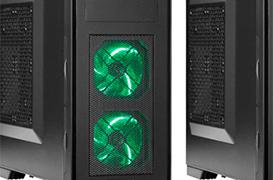 Skall es la nueva semitorre ATX de Cooltek