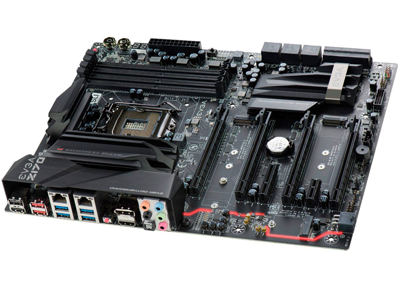 EVGA Z170 Classified-K, Imagen 2