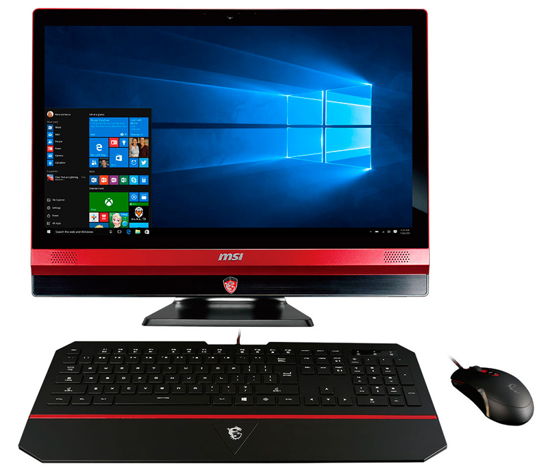 MSI actualiza su All-in-One Gaming 24, Imagen 1