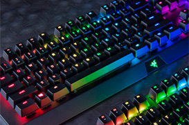 Teclado Razer BlackWidow X Chroma