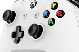 Gamepad Xbox One S probado en PC