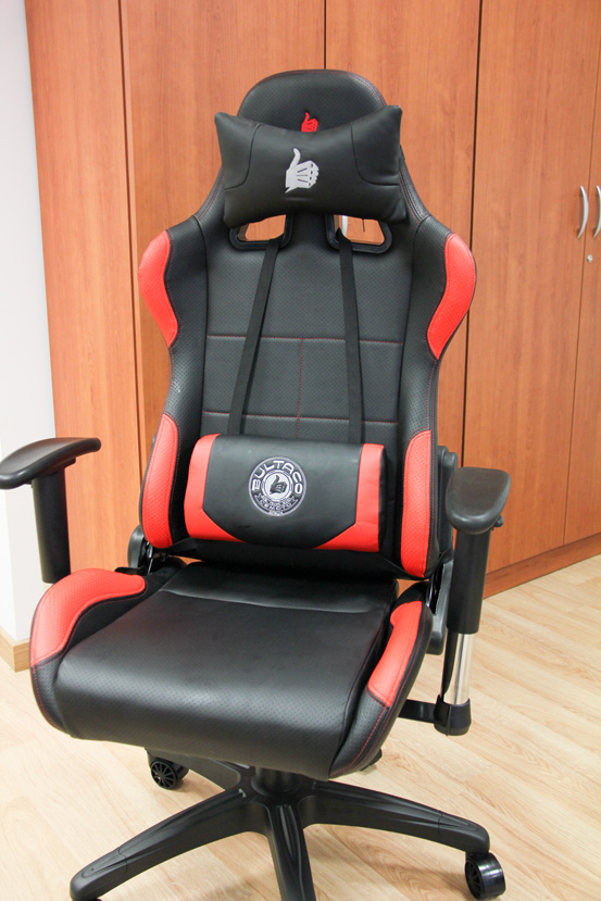 Bultaco gt301 gaming chair dise o y acabados - Bultaco silla gaming ...