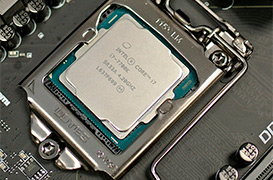 Intel Kaby-Lake Core i7-7700k