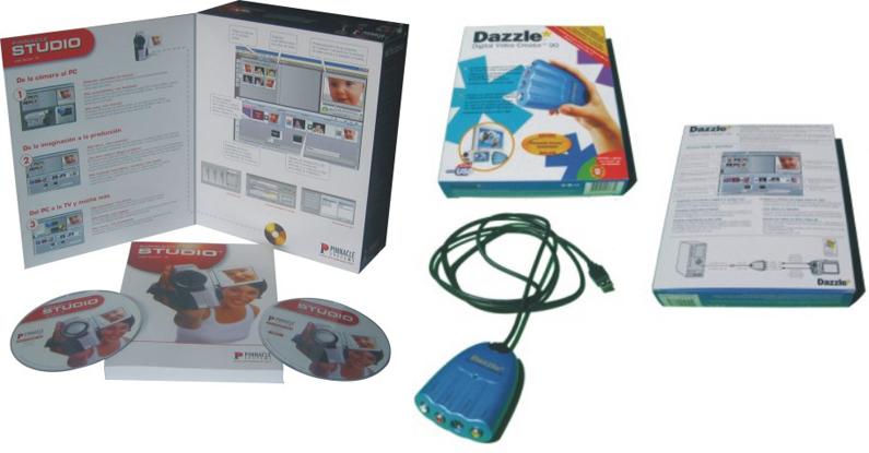 Pinnacle dazzle dvc 90