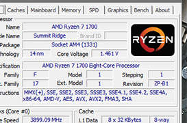 AMD Ryzen 7 1700. El destructor de la gama media de Intel