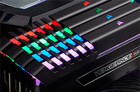 Corsair Vengeance RGB Series DDR4 3000