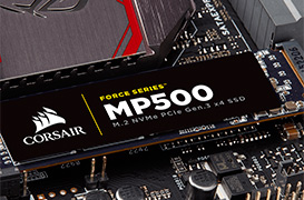 Corsair SSD M.2 NVMe Force Series MP500 240GB