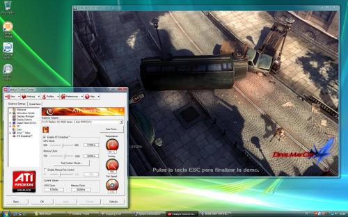 ATI Radeon 4830. La última pieza del rompecabezas. 348-4