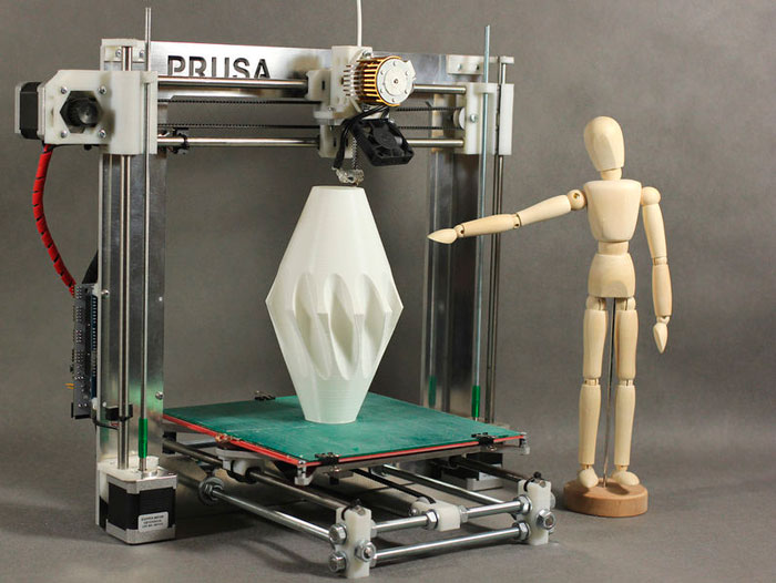 Cómo montar una impresora 3D en casa